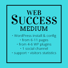 Web Success MEDIUM